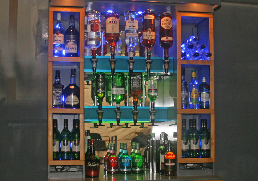 Back of Bar Gallery | Need a Bar